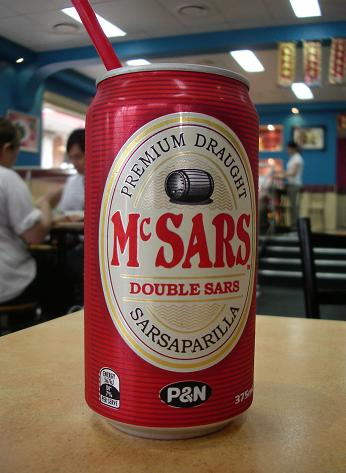My favourite drink to order - McSars