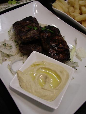 Specials Board - Sultans Lamb $28.00