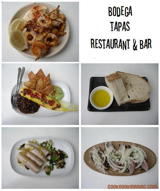 Bodega Tapas Dining Eatery Restaurant Yummy Time Out Sydney