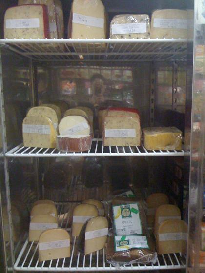 Cheese Fridge