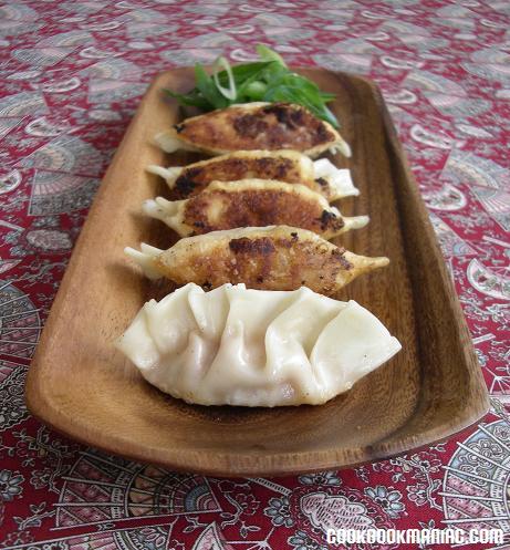 Gyoza - Japanese Dumplings - Asian Dumplings by Andrea Nguyen