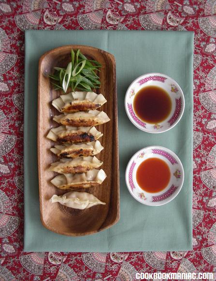 Gyoza - Japanese Dumplings - Asian Dumplings by Andrea Nguyen