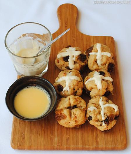 Hot Cross Buns by Nigella Lawson