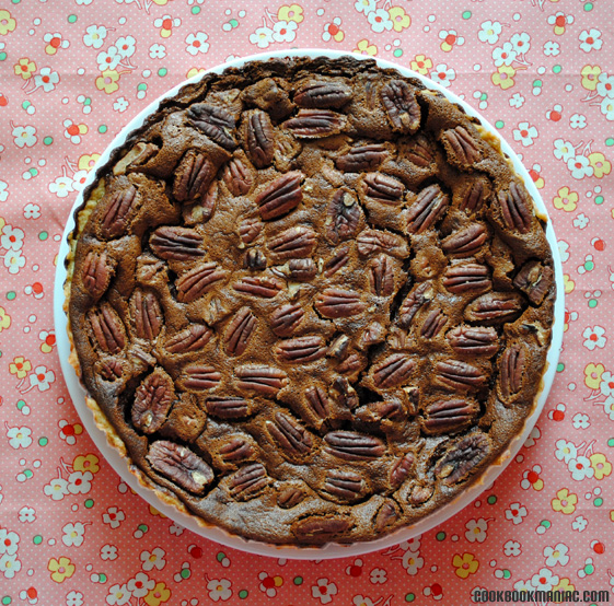 pecan pie dorie recipe