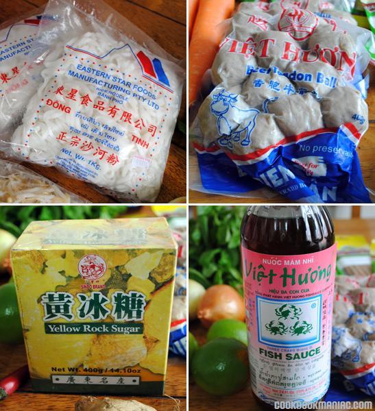 National Dish Vietnam Bones marrow cow broth saigon ho chi minh city
