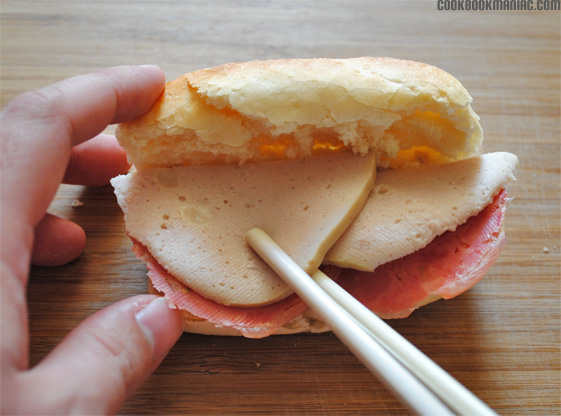 Vietnamese Pork Roll recipe