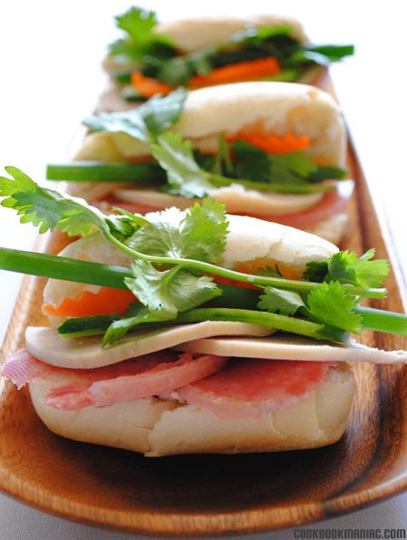 Vietnamese Pork Rolls