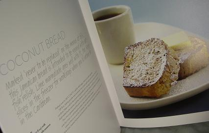Coconut Bread
