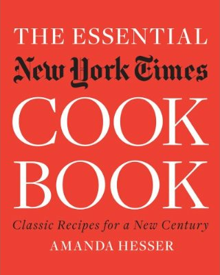 compendium of recipes from chefs, home cooks and food writers treasured Craig Claiborne raspberry granita Caesar salad flourless chocolate cake no-knead bread