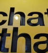 Chat Thai – Street Food in a Little Shop