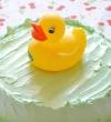 White Velvet Cake with Real Buttercream Frosting