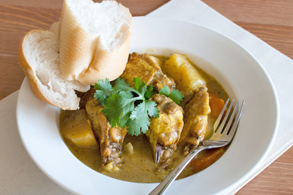 Ca Ri Ga – Vietnamese Chicken Curry | Cookbookmaniac