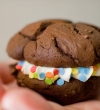Whoopie Pies – Chocolate and Vanilla Buttercream