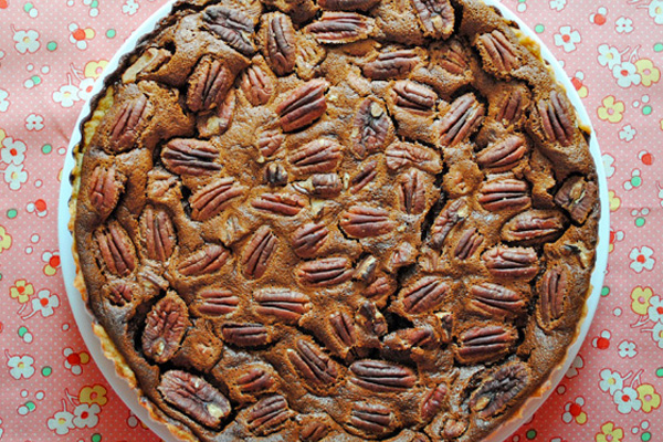 Pecan Pie from Baking by Dorie Greenspan