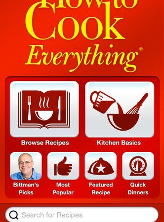 """How to Cook Everything"" by Mark Bittman"